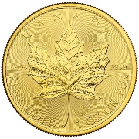 2020 1 oz Canadian Gold Maple Leaf Coins - peninsulahcap