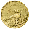 2020 Royal Mint One Ounce Year of the Rat Gold Coin - peninsulahcap