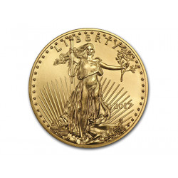 1 oz American Eagle Gold Coin (mixed years) - peninsulahcap