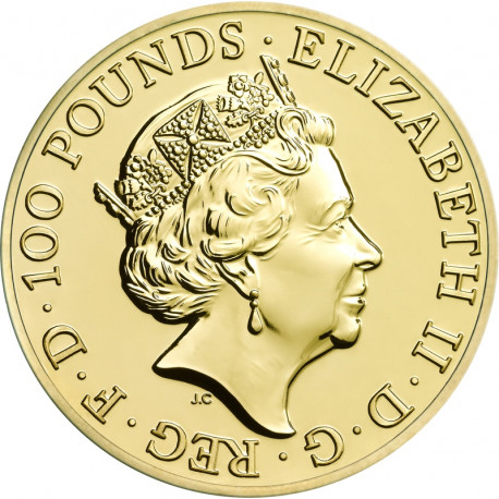 2016 1 OZ Year of the Monkey UK Gold Coin - peninsulahcap