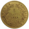 Gold - France - 5 francs or gold-mixed years - peninsulahcap