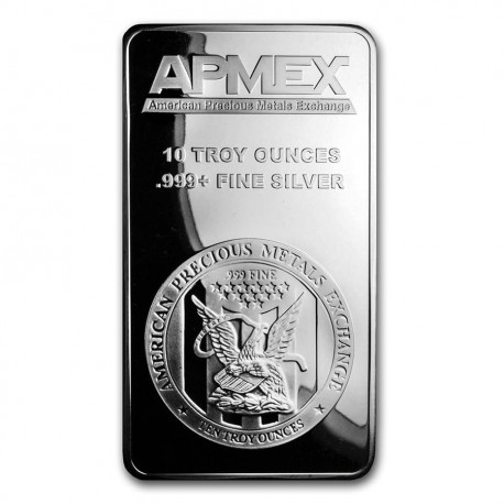 Buy 10 oz silver bars and rounds   Cheapest 10 oz silver bars - peninsulahcap